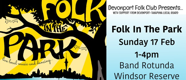 Folk In the Park Music Festival