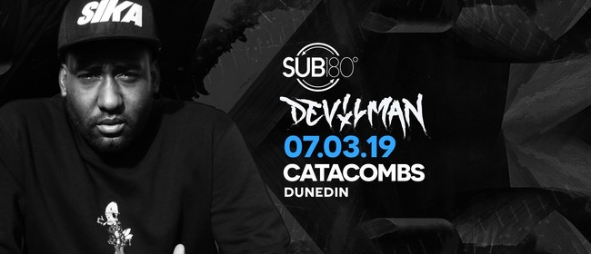 Devilman Drum and Bass Father Tour