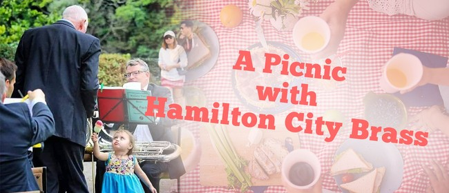 A Picnic with Hamilton City Brass