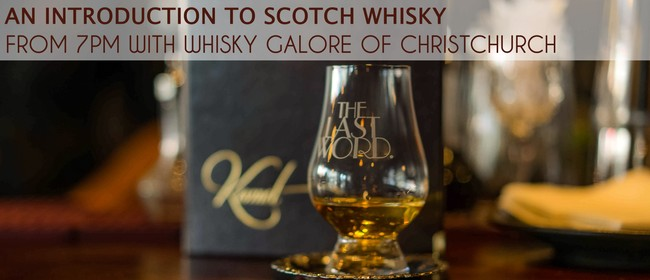 An Introduction to Scotch Whisky