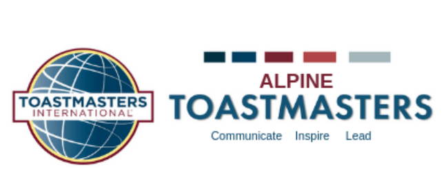 Alpine Toastmasters Timaru Meeting