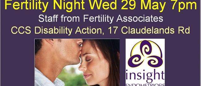 Insight Endometriosis Seminar - Fertility Associates