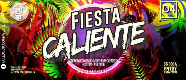 Latin Fiesta Caliente