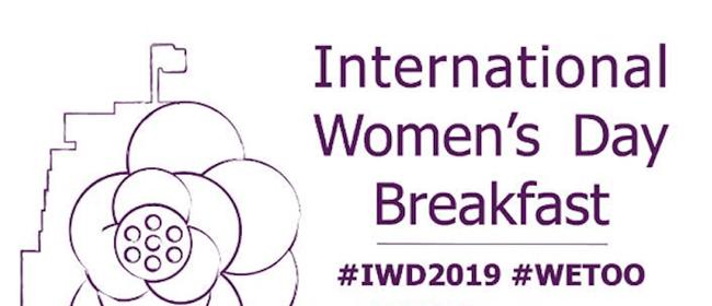 International Women's Day Breakfast Hawkes Bay