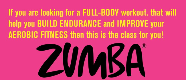 Zumba Fitness with Del
