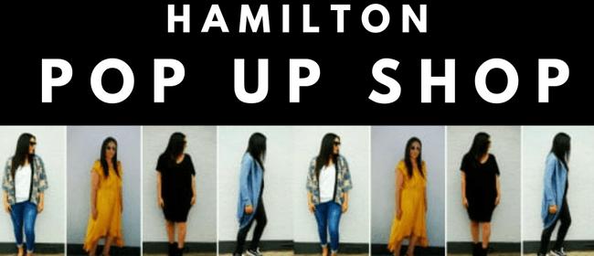NOOZ Hamilton Pop Up Shop