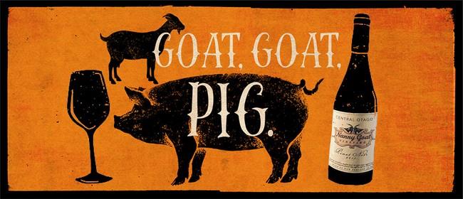 Goat Goat Pig
