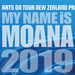 My Name Is Moana (Arts on Tour NZ)