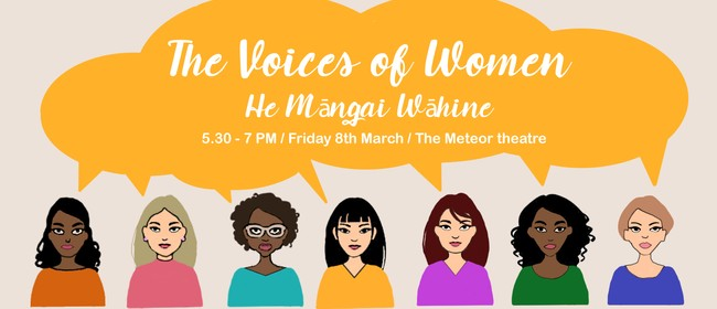 The Voices of Women
