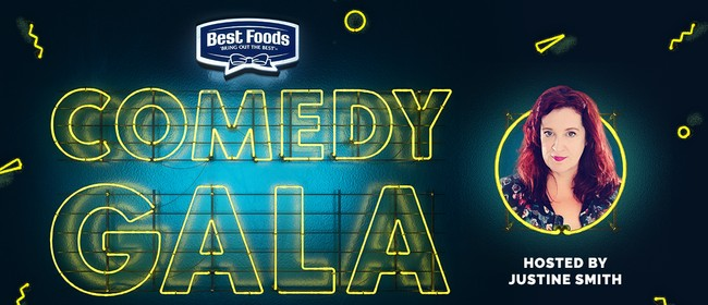Best Foods Comedy Gala Wellington