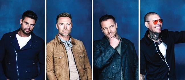 Boyzone Thank You & Goodnight Tour 2019