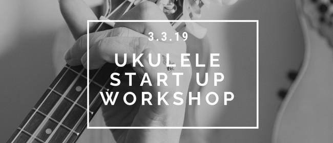 Ukulele Start Up Workshop