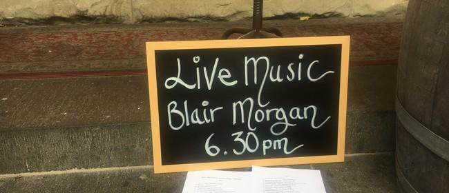 Blair Morgan (With Michael Davis)