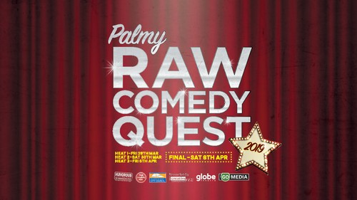 Palmy Raw Comedy Quest 2019