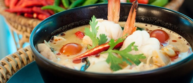 A Taste Of Things To Come: Thai Cuisine