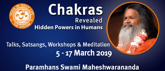 Chakras Revealed - Hidden Powers In Human
