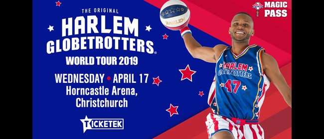 Harlem Globetrotters World Tour 2019
