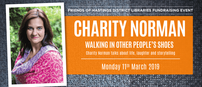 Charity Norman - Walking in Other People's Shoes