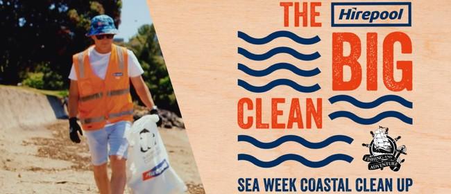 Seaweek - Onehunga Foreshore Clean-up