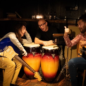 Out In the Open - Pachucos Jazz Collective