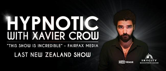 Hypnotic with Xavier Crow
