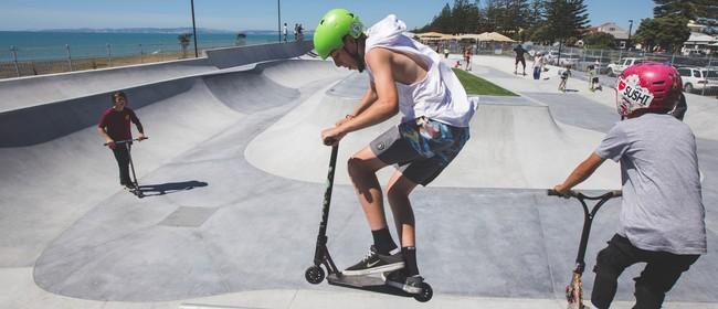 Bay Skate Celebrates Children's Day