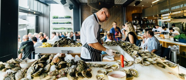 The 4th Annual Bluff Banquet - Bottomless Bluff Oyster Lunch