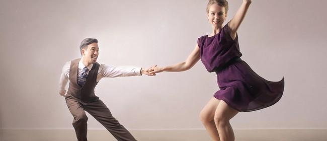 Beginner Swing Dance Classes - Lindy Hop, Solo Jazz, Tap