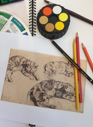 Drawing Techniques for Older Children/Teens