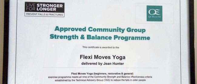 Yoga for Health: Beginner