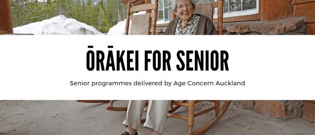 Orakei for Elderly