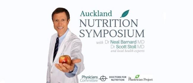 Nutrition Symposium Dr Neal Barnard (USA) + Dinner!