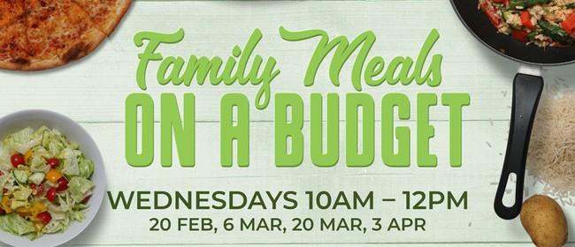 Family Meals Workshops