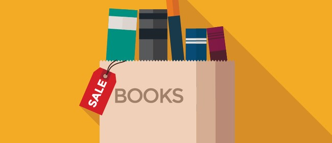 Monthly Book Sale