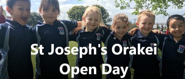 Saint Joseph's Orakei - Open Day