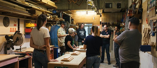 Woodworking With Machines (Beginners)