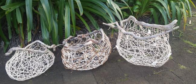 Weaving Beautiful Baskets