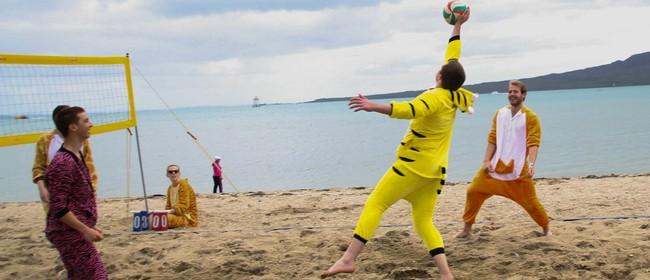 ACVC Summer Series: Mixed 4s Beach Volleyball