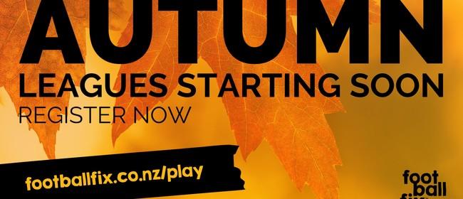 Autumn 7 A Side Soccer - Football Leagues