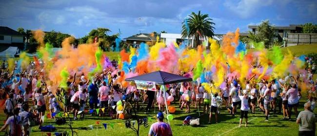 Shelly Park Colour Fun Run 2019