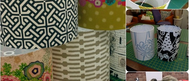 Lampshade Making: The Next Step