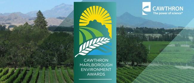 Cawthron Marlborough Environment Awards