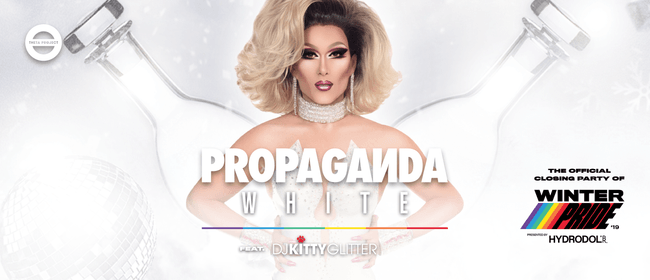 Propaganda WHITE: Winter Pride '19 Final Party