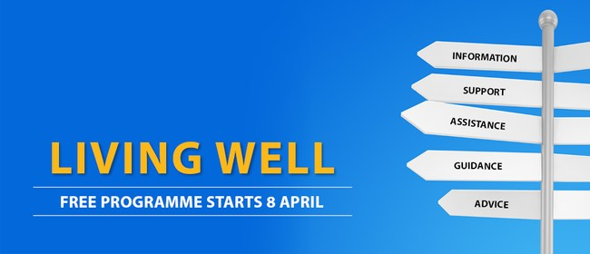Cancer Society's Living Well Programme