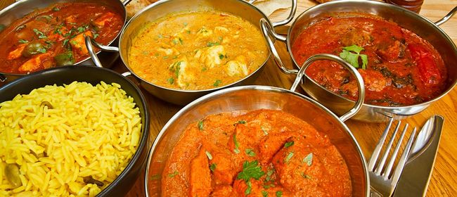 A Taste Of Things To Come: Indian Cuisine: CANCELLED