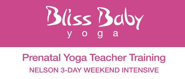 Bliss Baby Prenatal Yoga Teacher Training