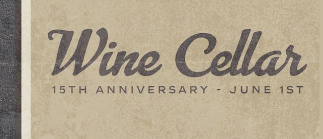 Wine Cellar's 15th Anniversary