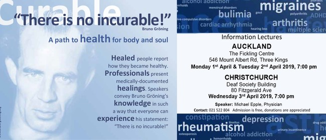 Spiritual Healing - Medically Documented - Doctor's Lecture