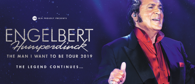 Engelbert Humperdinck - The Man I Want To Be Tour