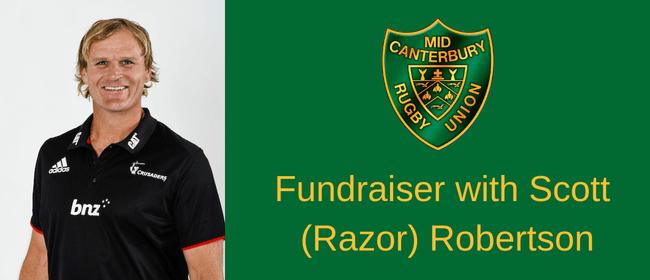 Fundraiser with Scott (Razor) Robertson